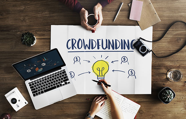 CROWDFUNDING CAMPAIGNS (€150)